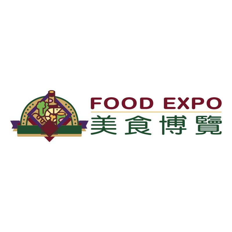 Food Expo vector