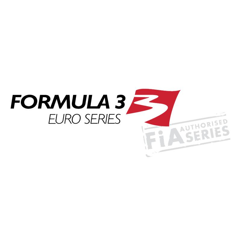 Formula 3 Euro Series vector