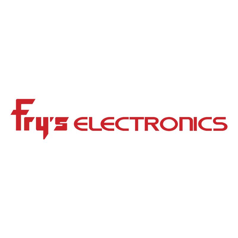Fry's Electronics vector logo