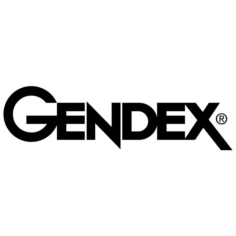 Gendex vector logo