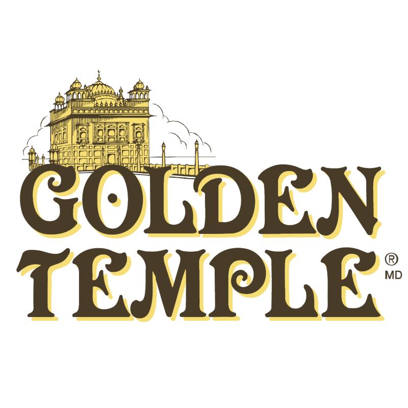 Golden Temple vector