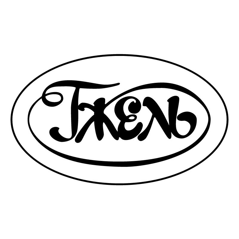 Gzhel vector logo