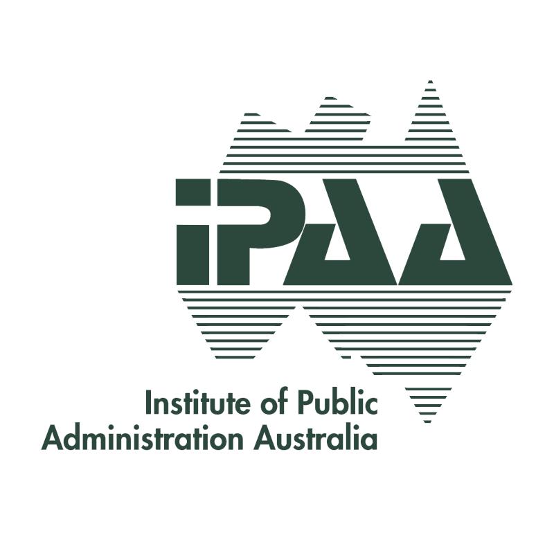 IPAA vector logo