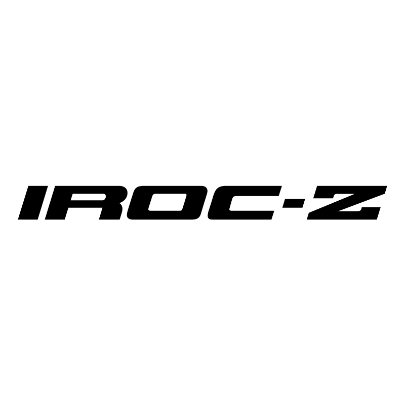 IROC Z vector logo