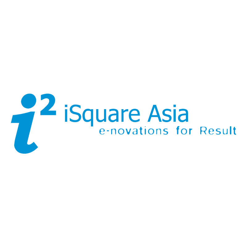 iSquare Asia vector