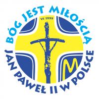 Jan Pawel II W Polsce vector