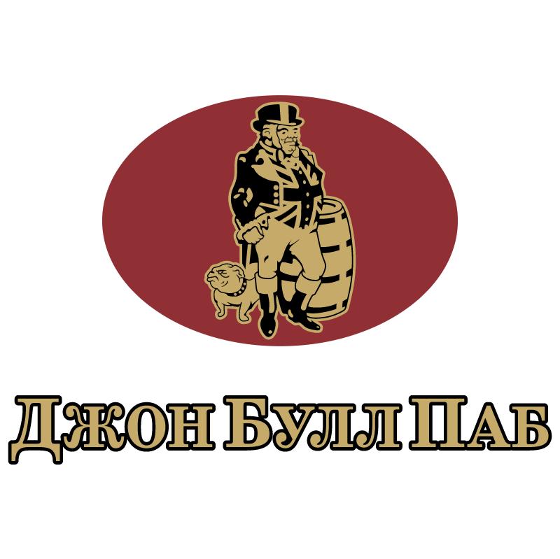 John Bull Pub vector logo