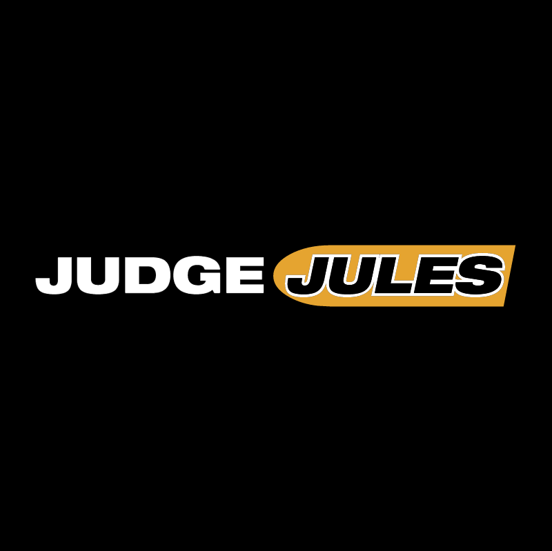 Judge Jules vector logo