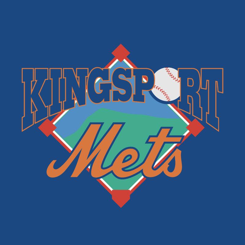 Kingsport Mets vector logo