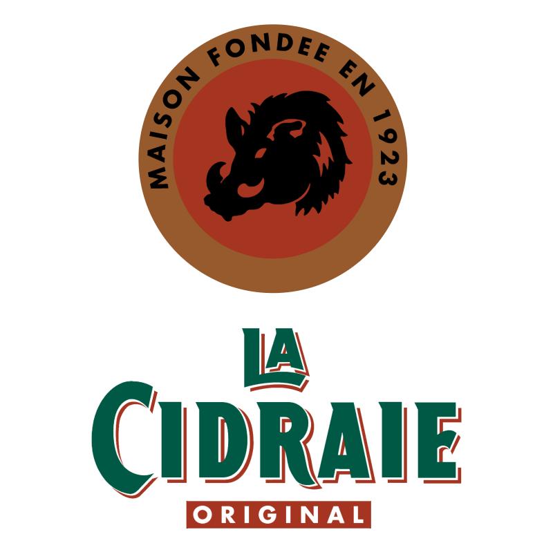 La Cidraie vector logo