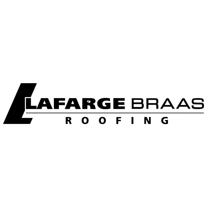 Lafarge Braas Roofing vector