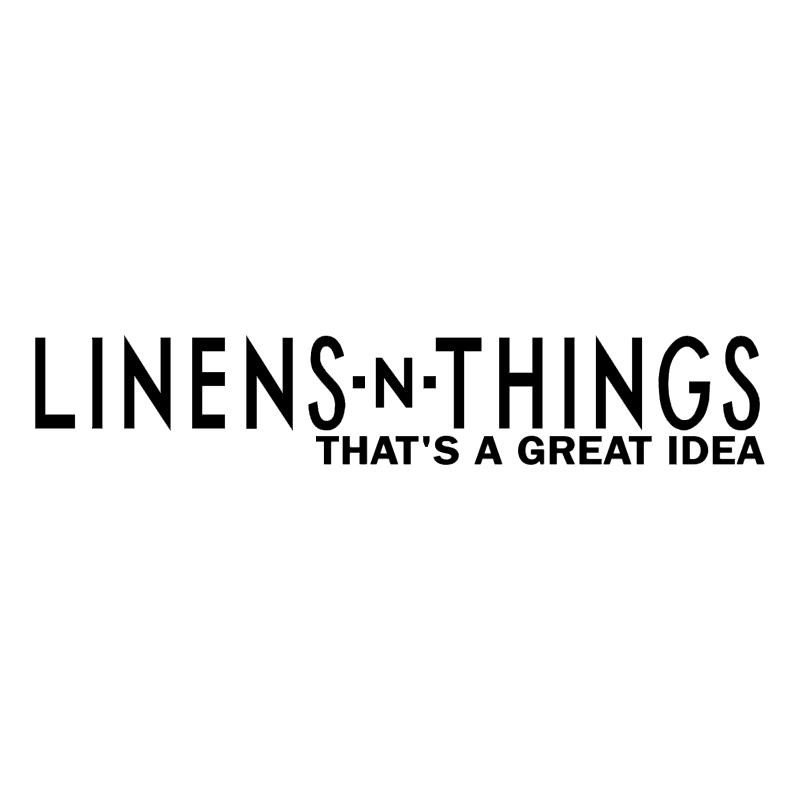 Linens 'n Things vector