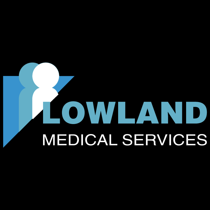 Lowland Medical Services vector