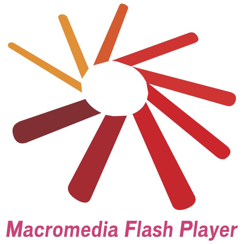 Macromedia Flash Player vector