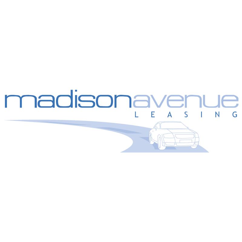 Madison Avenue Leasing vector