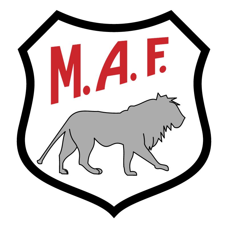 Maf Futebol Clube de Piracicaba SP vector