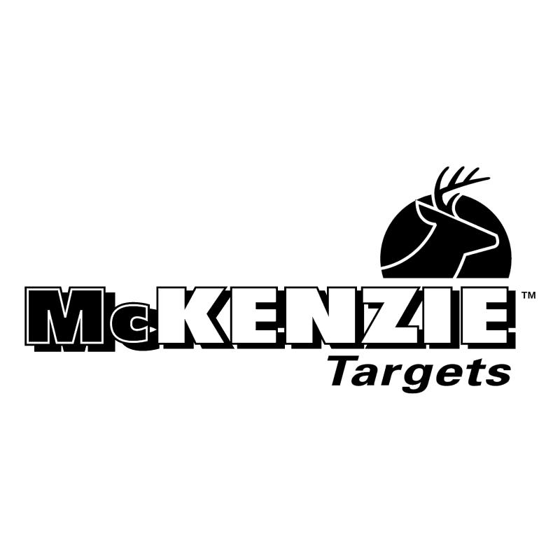 McKenzie Targets vector