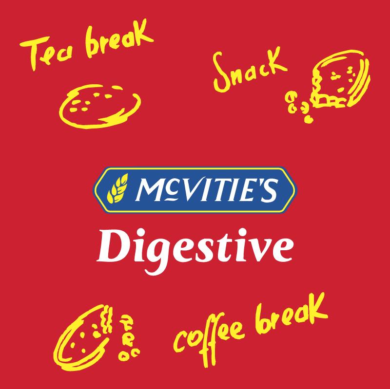 McVitie's vector