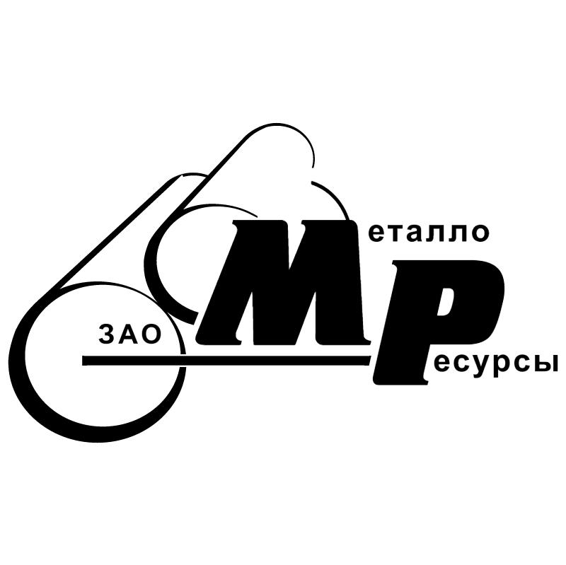 MetalloResursy vector