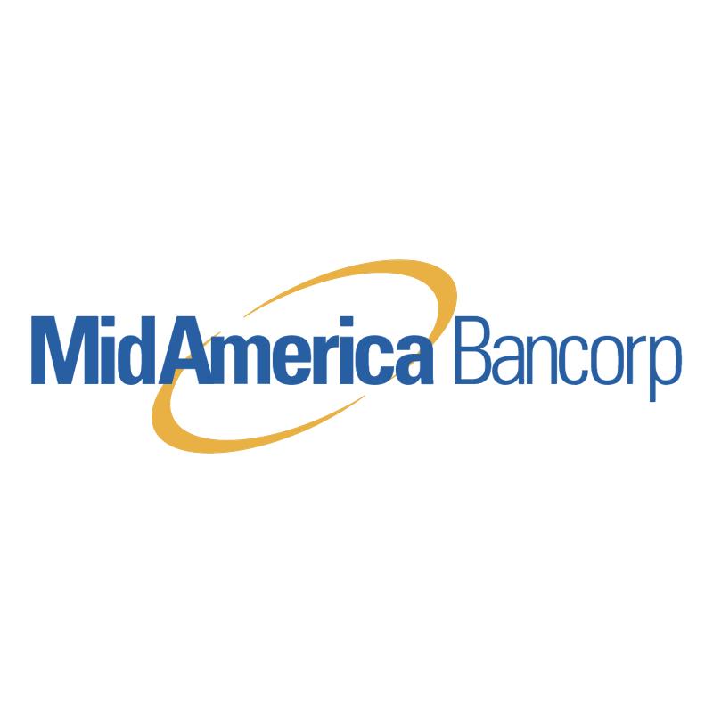 MidAmerica Bancorp vector logo