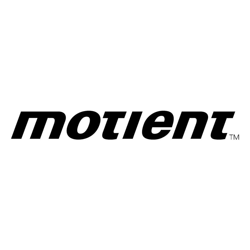 Motient vector