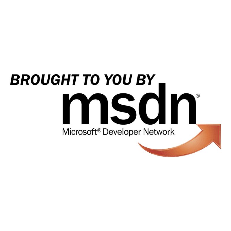 MSDN vector