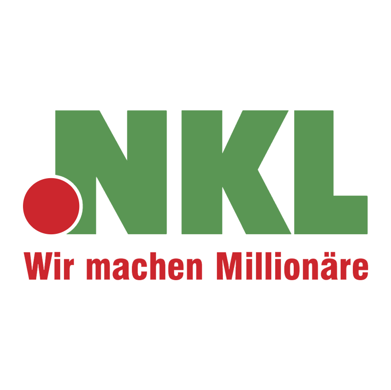 NKL vector logo