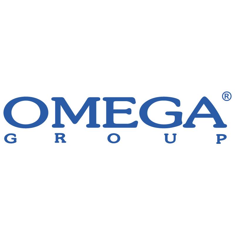 Omega Group vector logo