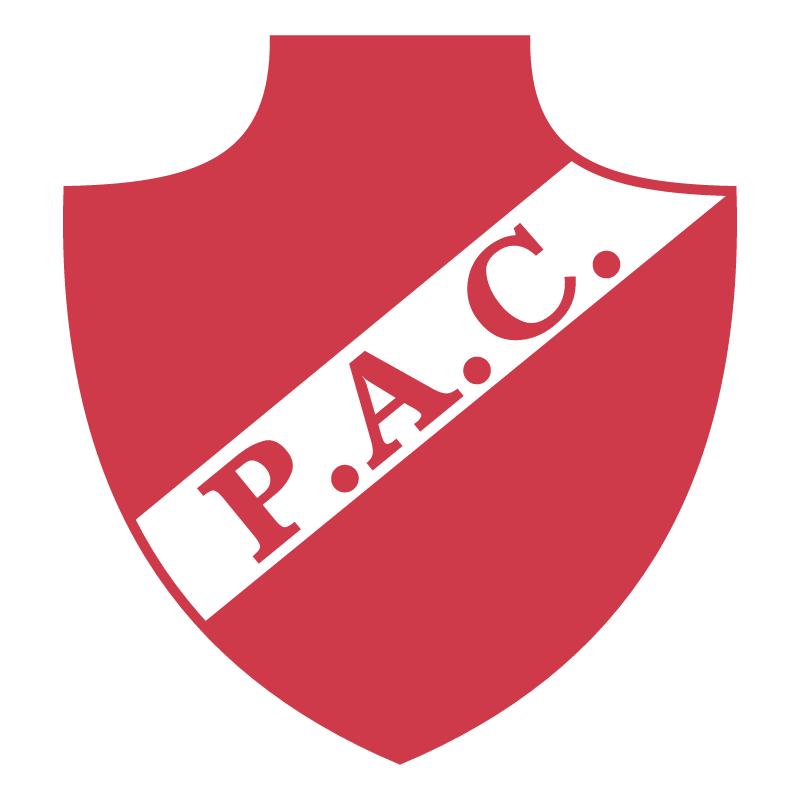 Paratyense Atletico Clube de Paraty RJ vector