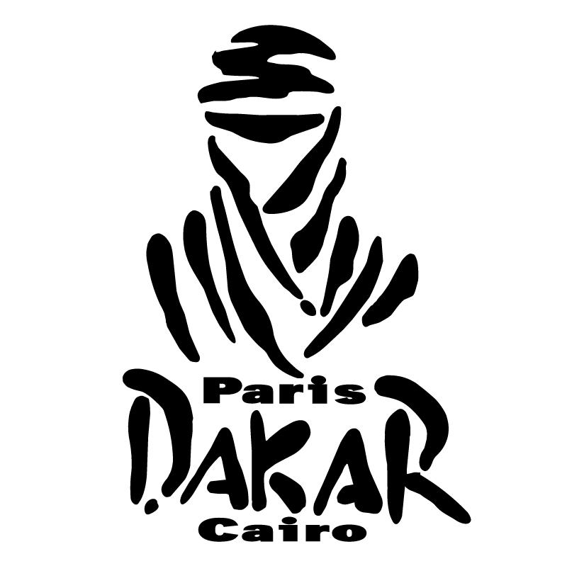 Paris Dakar Cairo vector