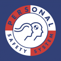 Personal Safety System vector
