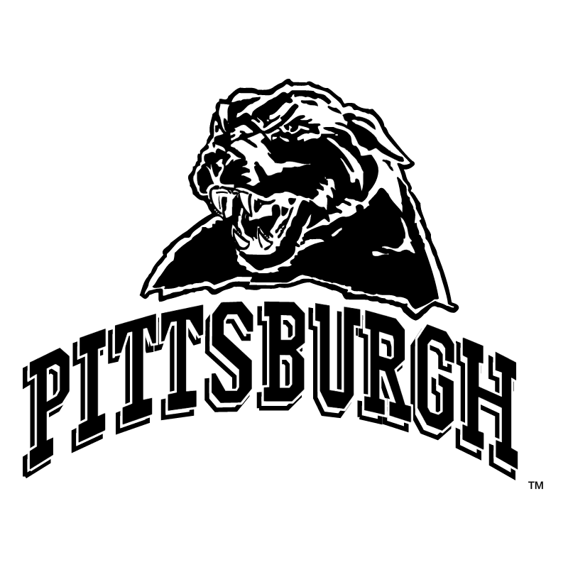 Pittsburgh Panthers vector