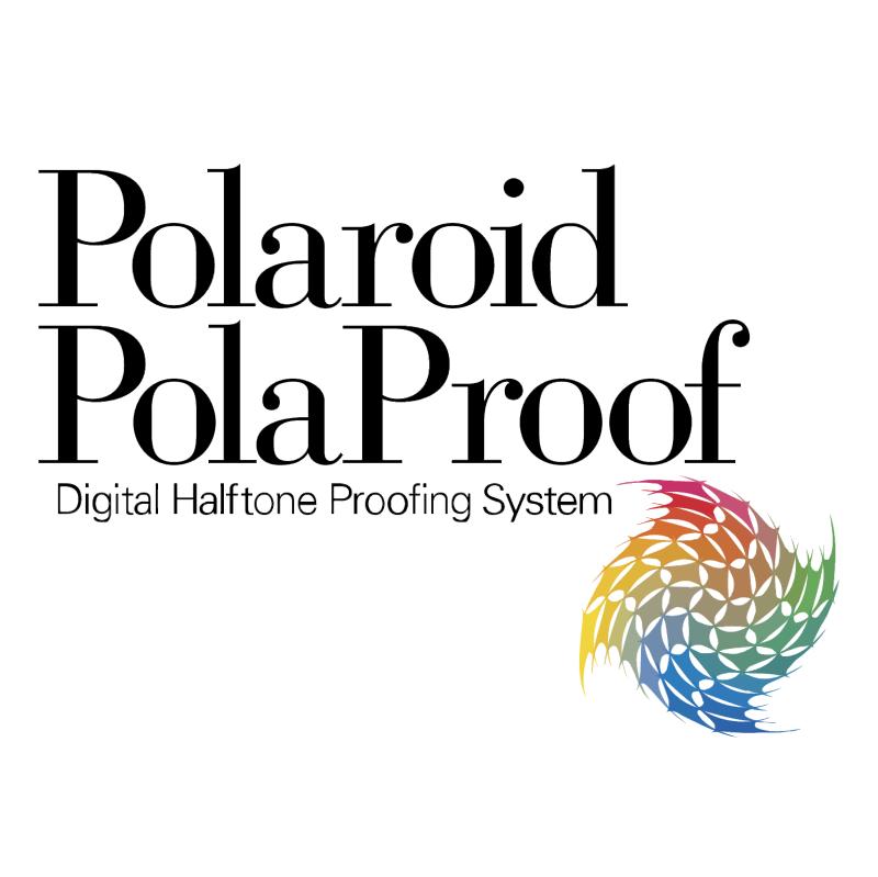 Polaroid PolaProof vector logo