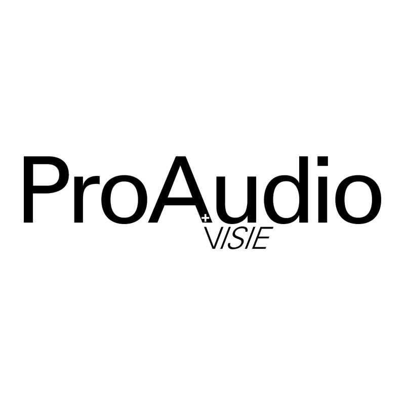 ProAudio + Visie vector