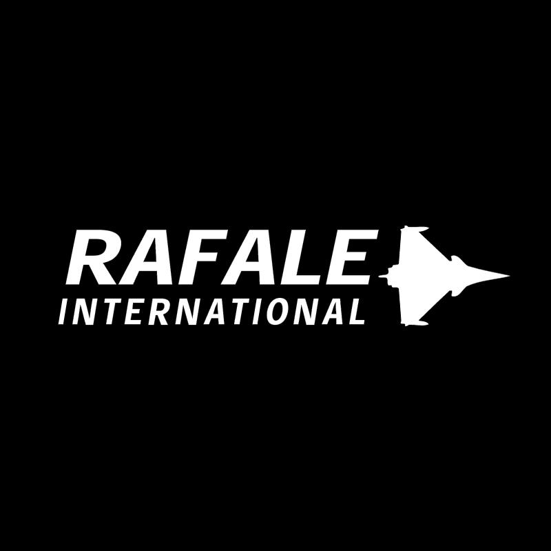 Rafale International vector logo