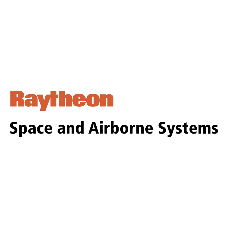 Raytheon Space and Airborne Systems vector logo