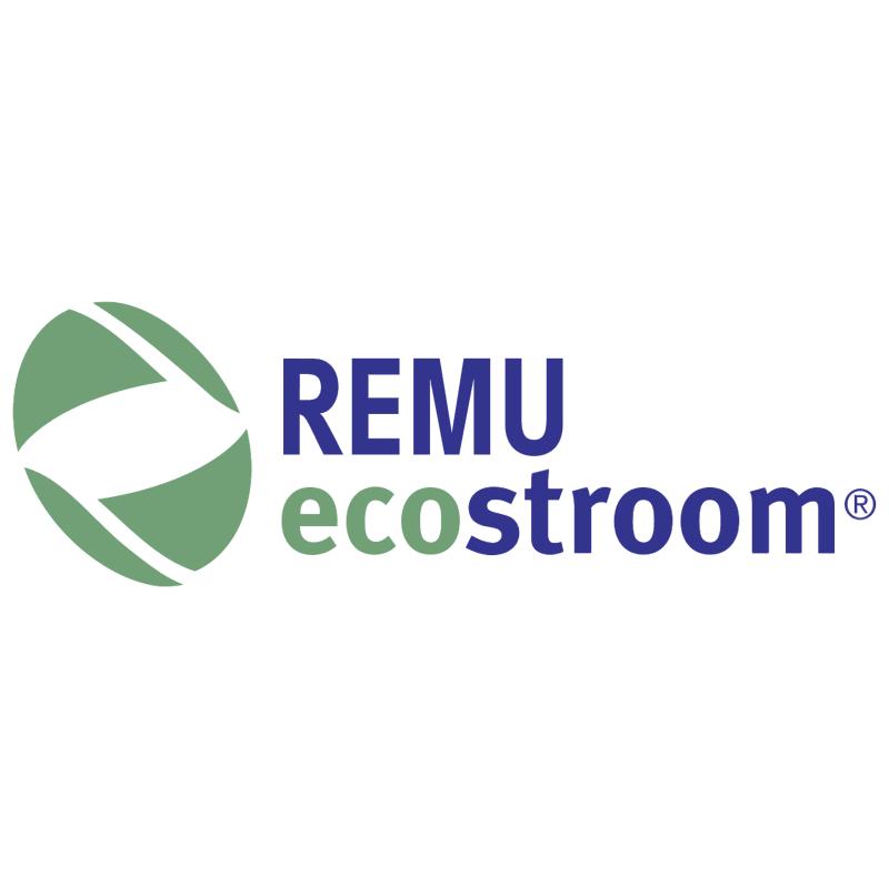 REMU Ecostroom vector