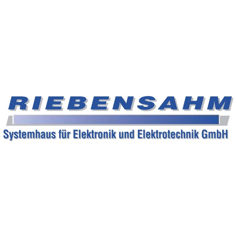 Riebensahm vector logo