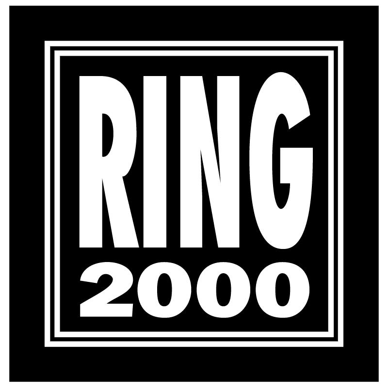 Ring 2000 vector