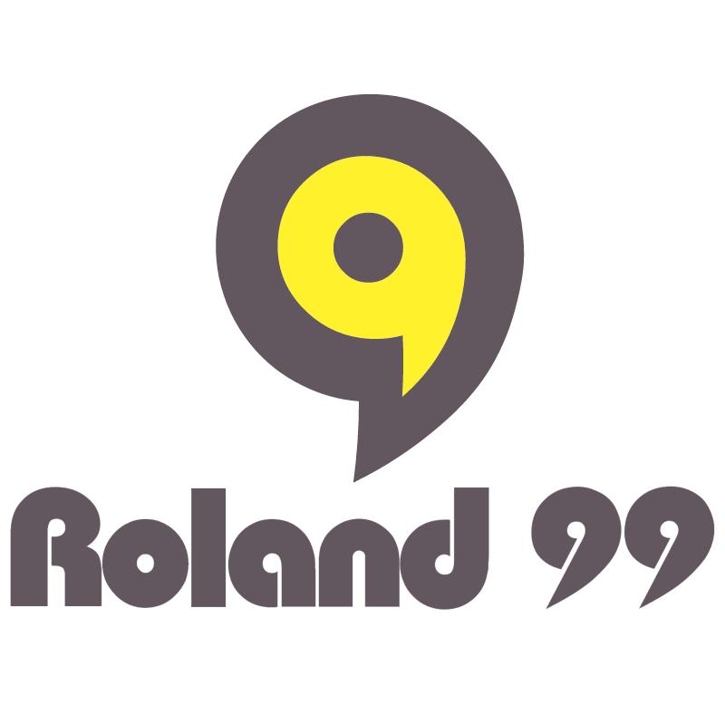 Roland 99 vector