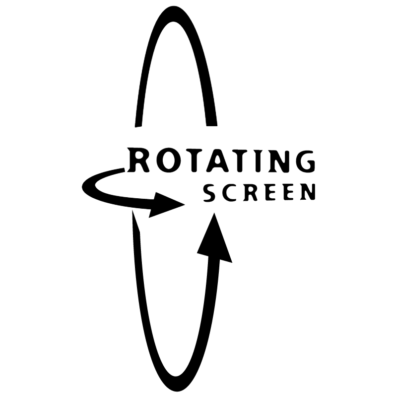 Rotating Screen vector