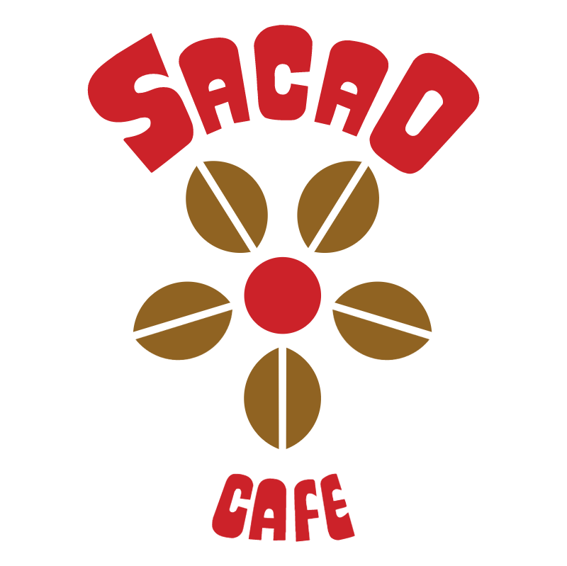 Sacao Cafe vector