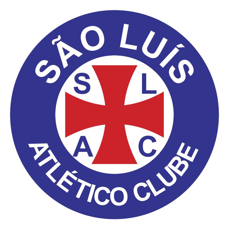 Sao Luis Atletico Clube SC vector