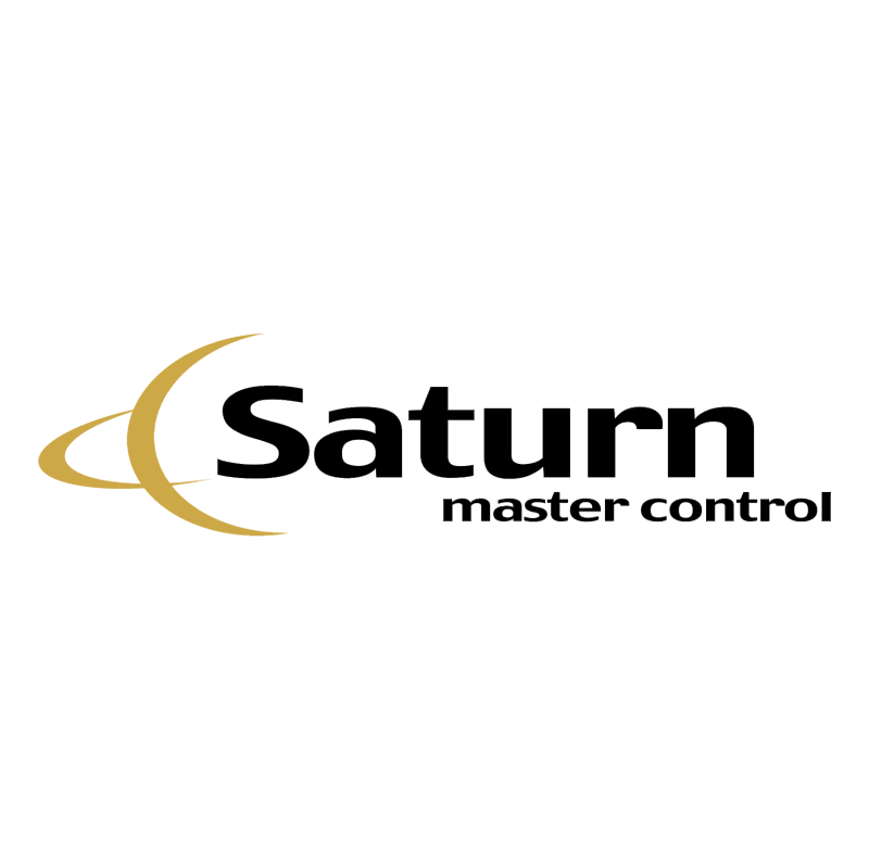 Saturn Master Control vector logo