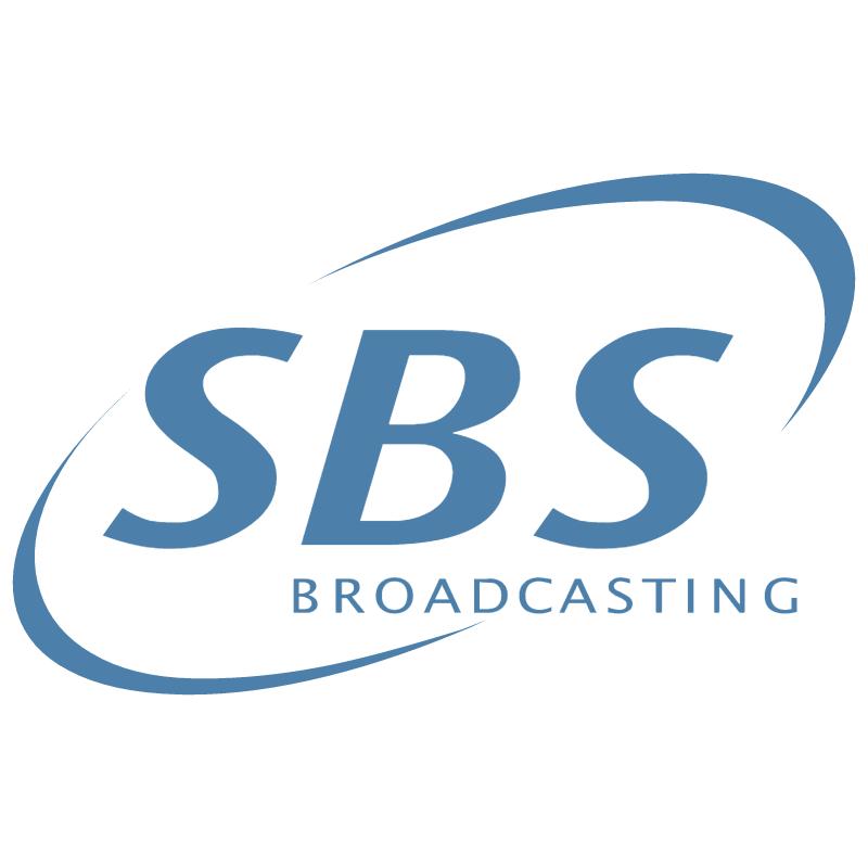 SBS Broadcasting vector logo
