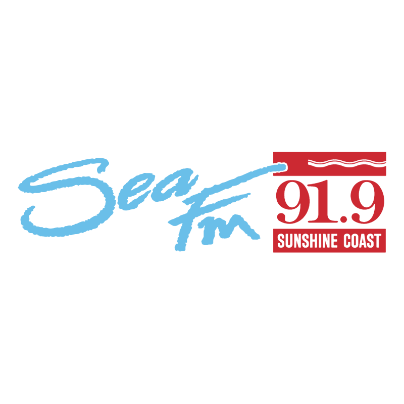 SeaFm Radio vector logo
