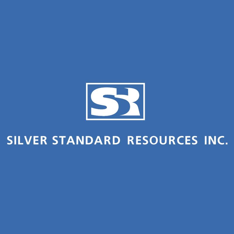 Silver Standard Resources vector logo