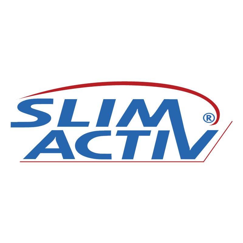 SlimActiv vector logo