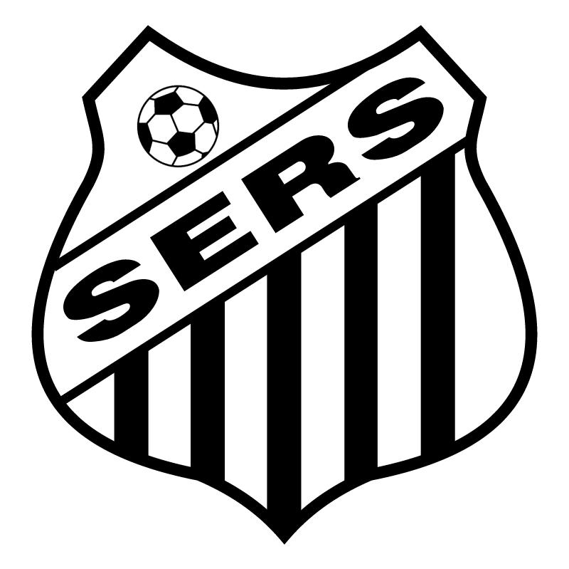 Sociedade Esportiva e Recreativa Santos de Taquara RS vector logo