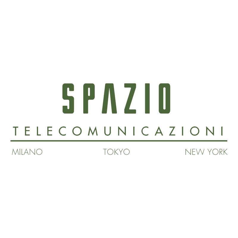 Spazio Telecomunicazioni vector